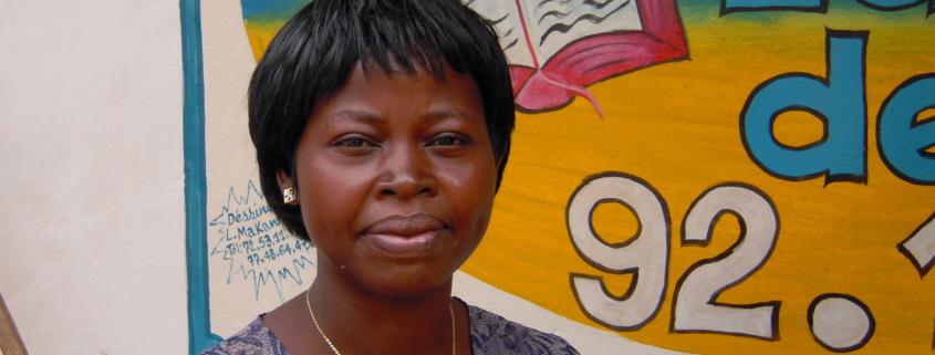 Une voix de l'Evangile - Nina Guiaba