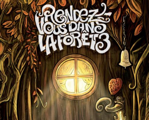 Rendez-vous dans la forêt 3 - Alain Auderset