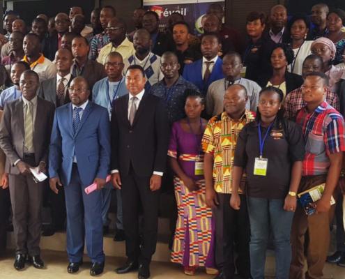 Séminaire Radio Réveil à Lomé